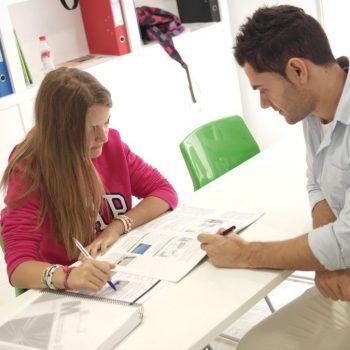 Curso de español en casa del profesor