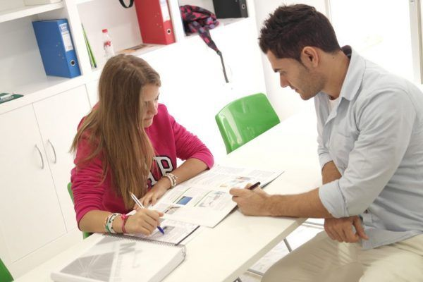 Spanish course at teacher's home