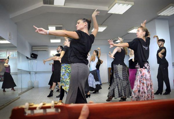 Spanish and Flamenco course