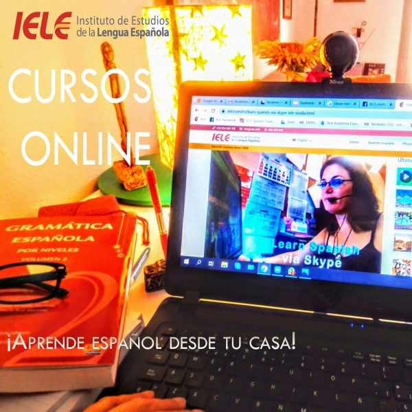 Spanish lessons online IELE